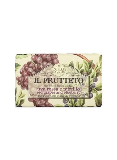 Nestidante Nesti Dante Il Frutteto Red Grapes & Blueberry Sabun Temizleyici Renksiz